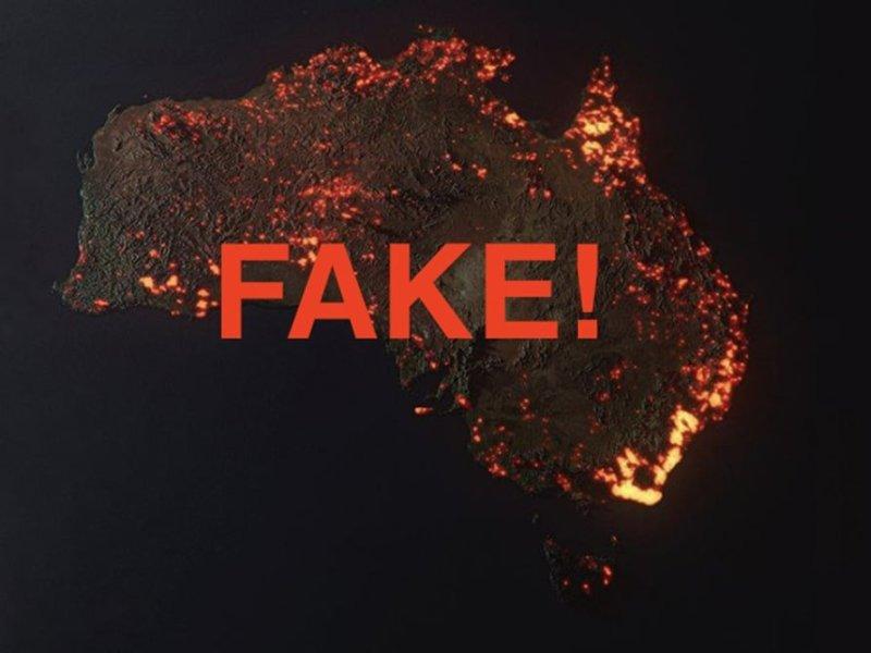 Fuochi in Australia, colpa anche dei piromani non solo del clima STOP FAKE I Love This Planet